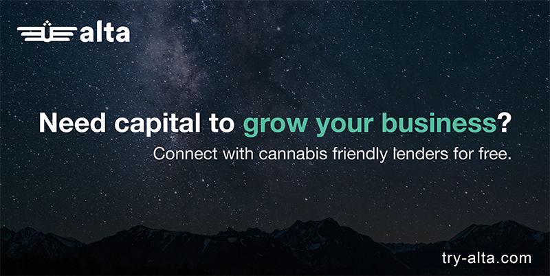 Cannabis Business Loans & Finance